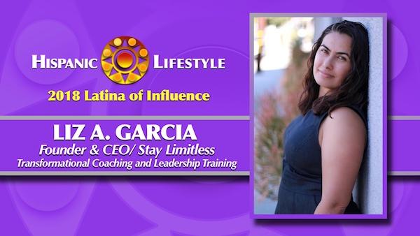 2018 Latina of Influence | Liz A. Garcia