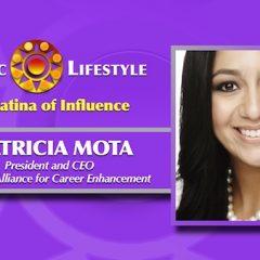 2018 Latina of Influence   Patricia Mota