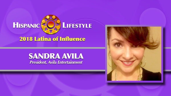 2018 Latina of Influence | Sandra Avila