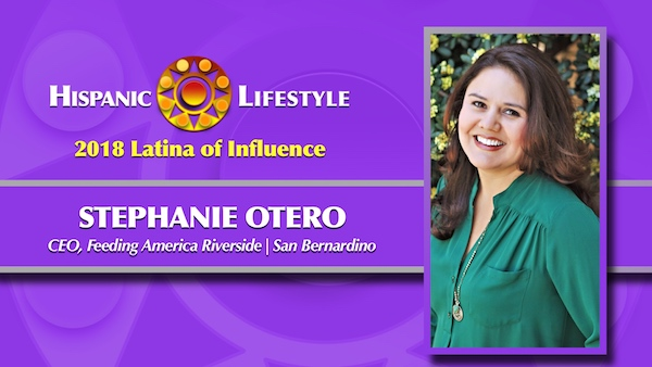 2018 Latina of Influence | Stephanie Otero