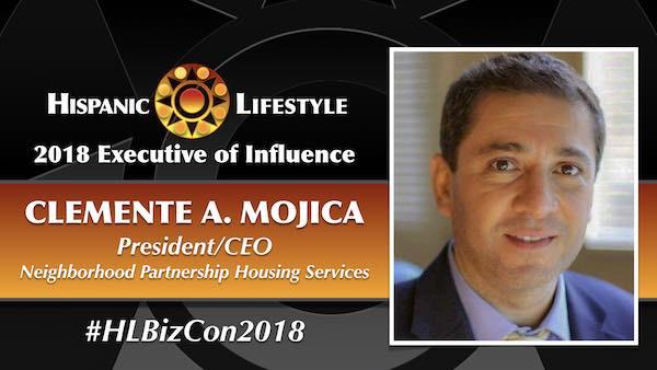 2018 Executive of Influence | Clemente Arturo Mojica