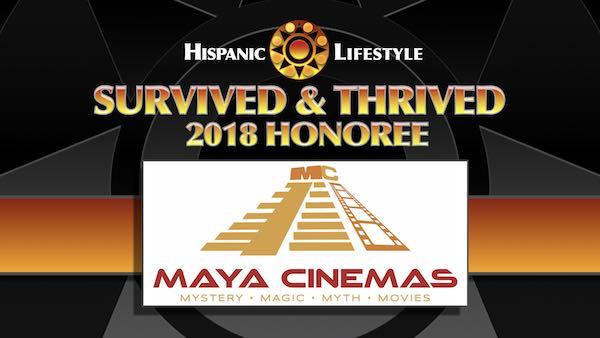 Honoree | Maya Cinemas