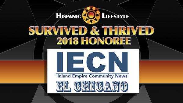 Honoree | El Chicano Newspaper