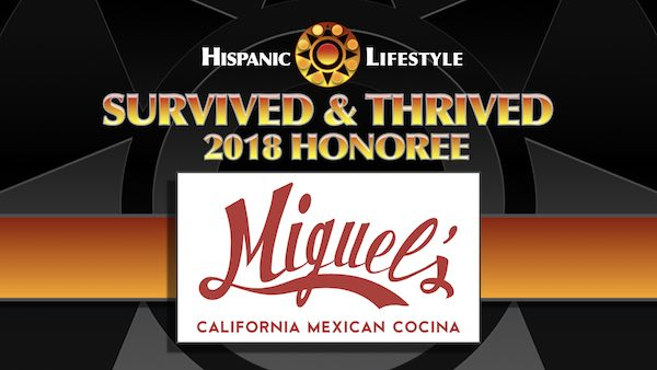 Honoree | Miguel's Restaurant