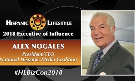 2018 Executive of Influence | Alex Nogales
