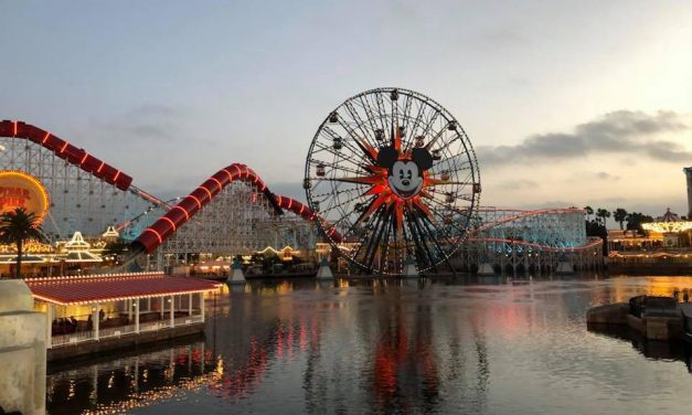 TRAVEL | The Newly Reimagined Pixar Pier @ Disney's California Adventure