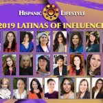 Hispanic Lifestyle's 2019 Latinas of Influence Listing