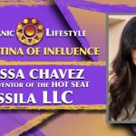 2019 Latina of Influence Alissa Chavez | CEO of  Assila LLC producers of the product HOT SEAT