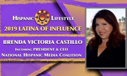 2019 Latina of Influence Brenda Victoria Castillo | National Hispanic Media Coalition