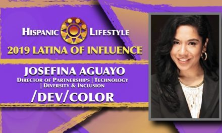 2019 Latina of Influence Josefina Aguayo | Director of Partnerships | Technology | Diversity & Inclusion /dev/color