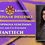 2019 Latina of Influence  Lizette Espinosa Veneziano | President and Co-Founder of infanttech