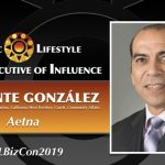2019 Executive of Influence | Clemente González – Market Head Community Activation, California– West Territory Coach,Community Affairs,  Aetna