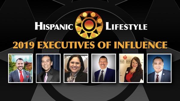 Hispanic Lifestyle's 2019 Executives of Influence