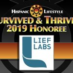 2019 Survived and Thrived Business | Lief Labs