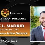 2019 Executive of Influence | Mark L. Madrid, CEO Latino Business Action Network (LBAN)