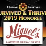 2019 Survived and Thrived Business | Miguel's Restaurant