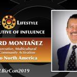 2019 Executive of Influence | Richard Montañez, Author – Executive, Multicultural Sales & Community Activation PepsiCo North America