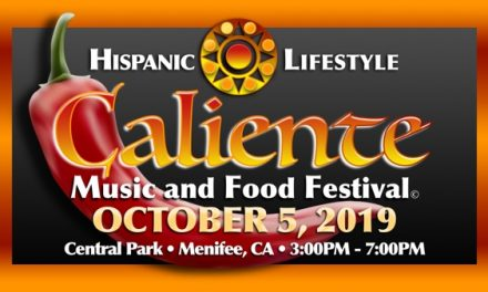Caliente Music and Food Festival | October 5, 2019