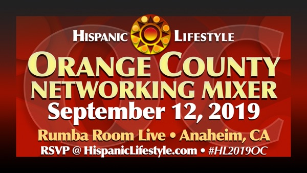 Orange County Networking Mixer | September 12, 2019