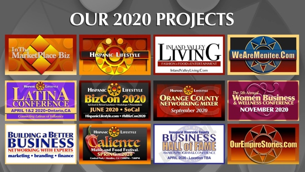 HELLO 2020 – Events and More
