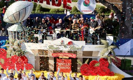 Latinos featured at 2020 Rose Parade