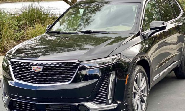 Travel | Our Time with the 2020 Cadillac XT6