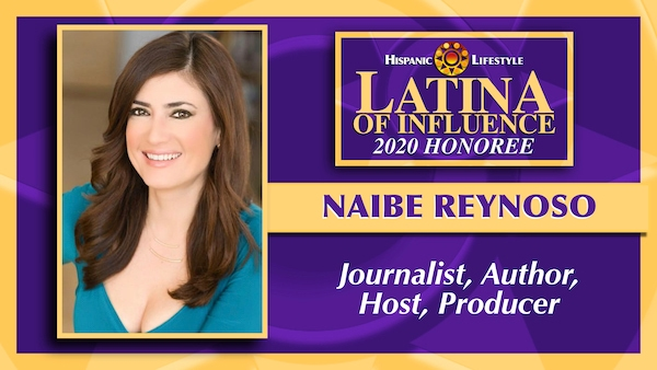 2020 Latina of Influence | Naibe Reynoso