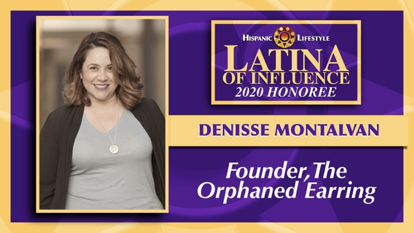 2020 Latina of Influence | Denisse Montalvan