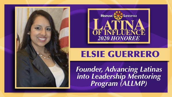 2020 Latina of Influence | Elsie Guerrero