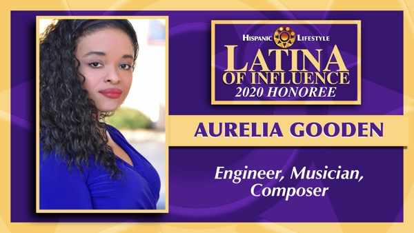 2020 Latina of Influence | Aurelia Gooden