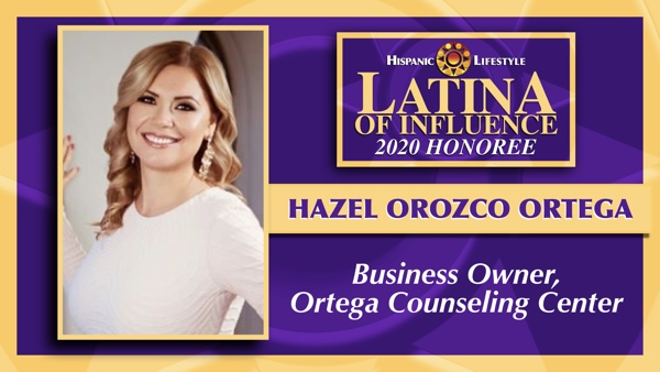 2020 Latina of Influence | Hazel Ortega