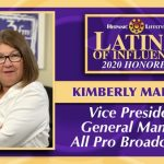 2020 Latina of Influence | Kimberly (Kim) Martinez