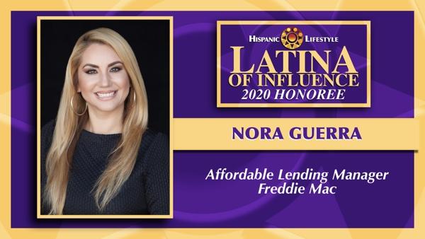2020 Latina of Influence | Nora Guerra
