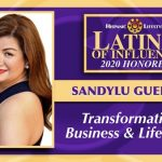 2020 Latina of Influence | Sandylu Guerrero
