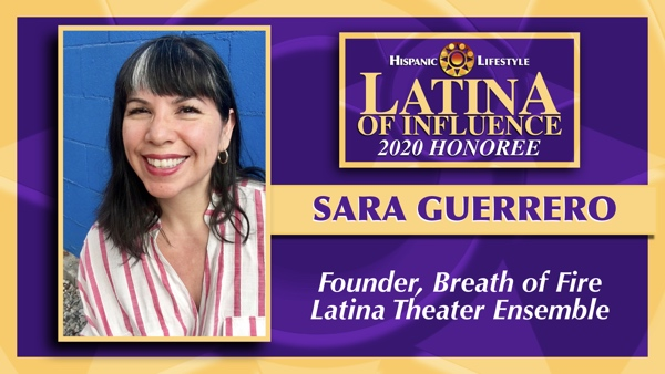 2020 Latina of Influence | Sara Guerrero