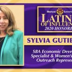 2020 Latina of Influence | Sylvia Gutierrez