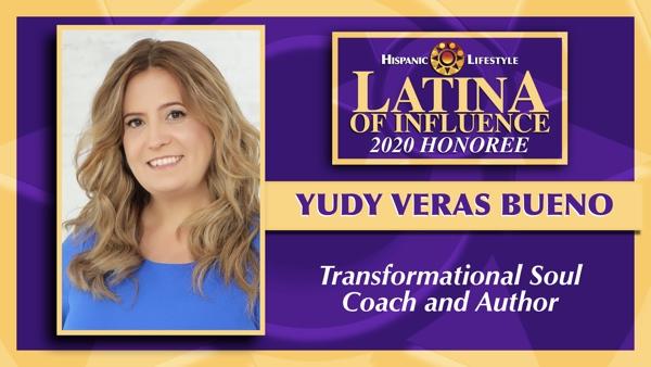 2020 Latina of Influence | Yudy Veras Bueno