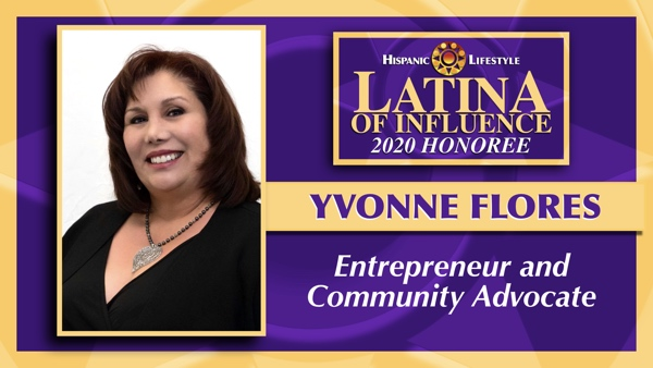 2020 Latina of Influence | Yvonne Flores, ARM
