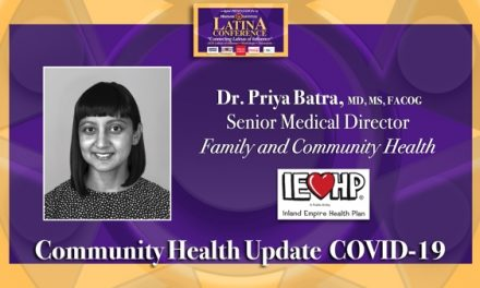 Latina Conference 2020 | Session 4 – Community Health Update