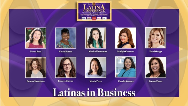 Latina Conference 2020 | Session 5 Latinas in Business