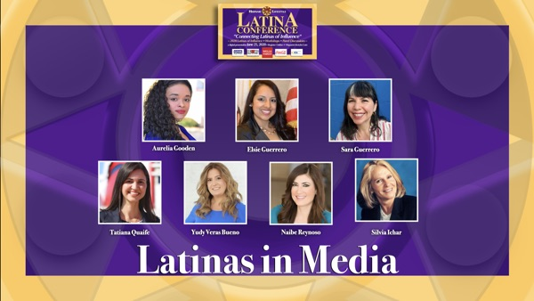 Latina Conference 2020 | Session 7 – Latinas in Media