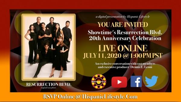 Showtime's Resurrection Blvd. 20th Anniversary Celebration