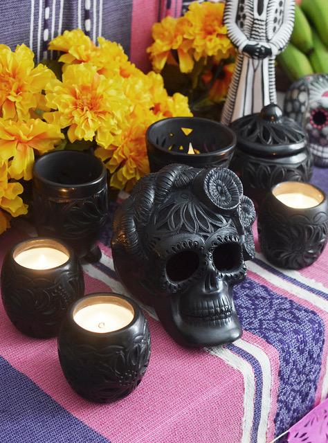 Surviving to Thrive | MyCajita Brings Day of the Dead Altar Experience Into Your Home