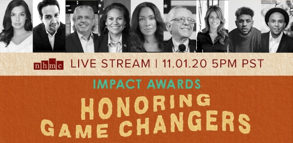 National Hispanic Media Coalition Announces Impact Award Series: Game Changers November 1st