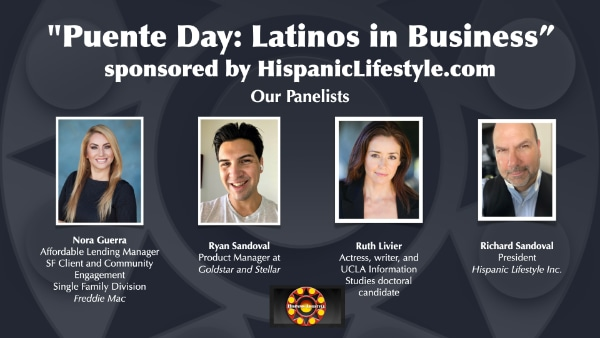 "Puente Day: Careers in Business ""Live Event"""