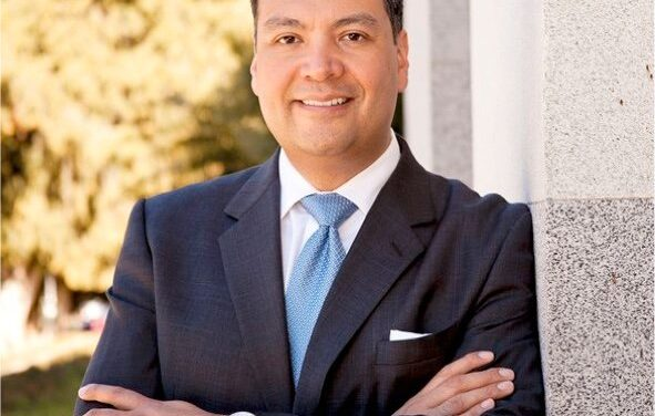 Gov Newsom Selects Alex Padilla California's Next United States Senator