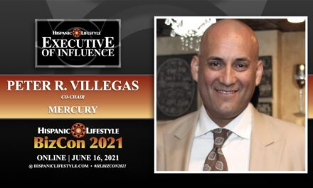 UPDATED |  Peter R. Villegas – 2021 Executive of Influence