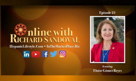 Episode 21 | California State Assembly Member Eloise Gómez Reyes