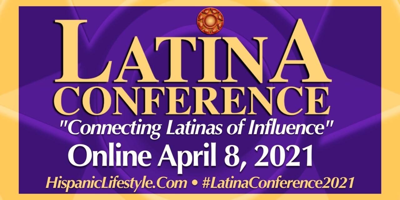 Latina Conference 2021 | Online April 8, 2021