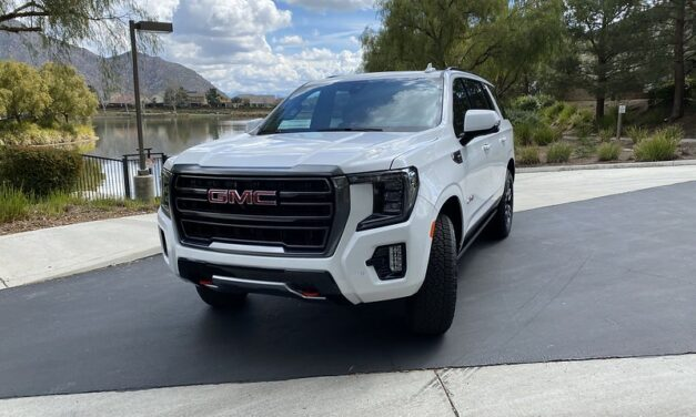 Driving with Style – 2021 GMC Yukon